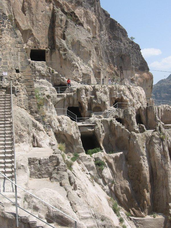 Wardsia - Treppe