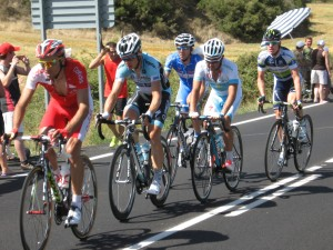Vuelta 2012, 4. Etappe