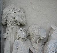 Kopflose Heilige