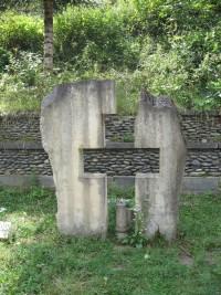 Sairme Friedhof deutscher Kriegsgefangener