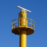 Der Hafen in Rotterdam hat mehr als 30 Radarstationen
